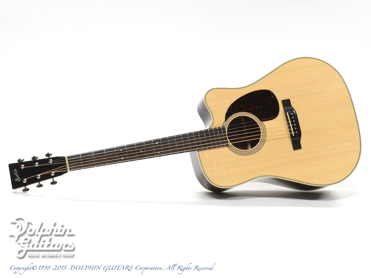 SWITCH SCD-2HC (Sitka Spruce & Indian Rosewood)