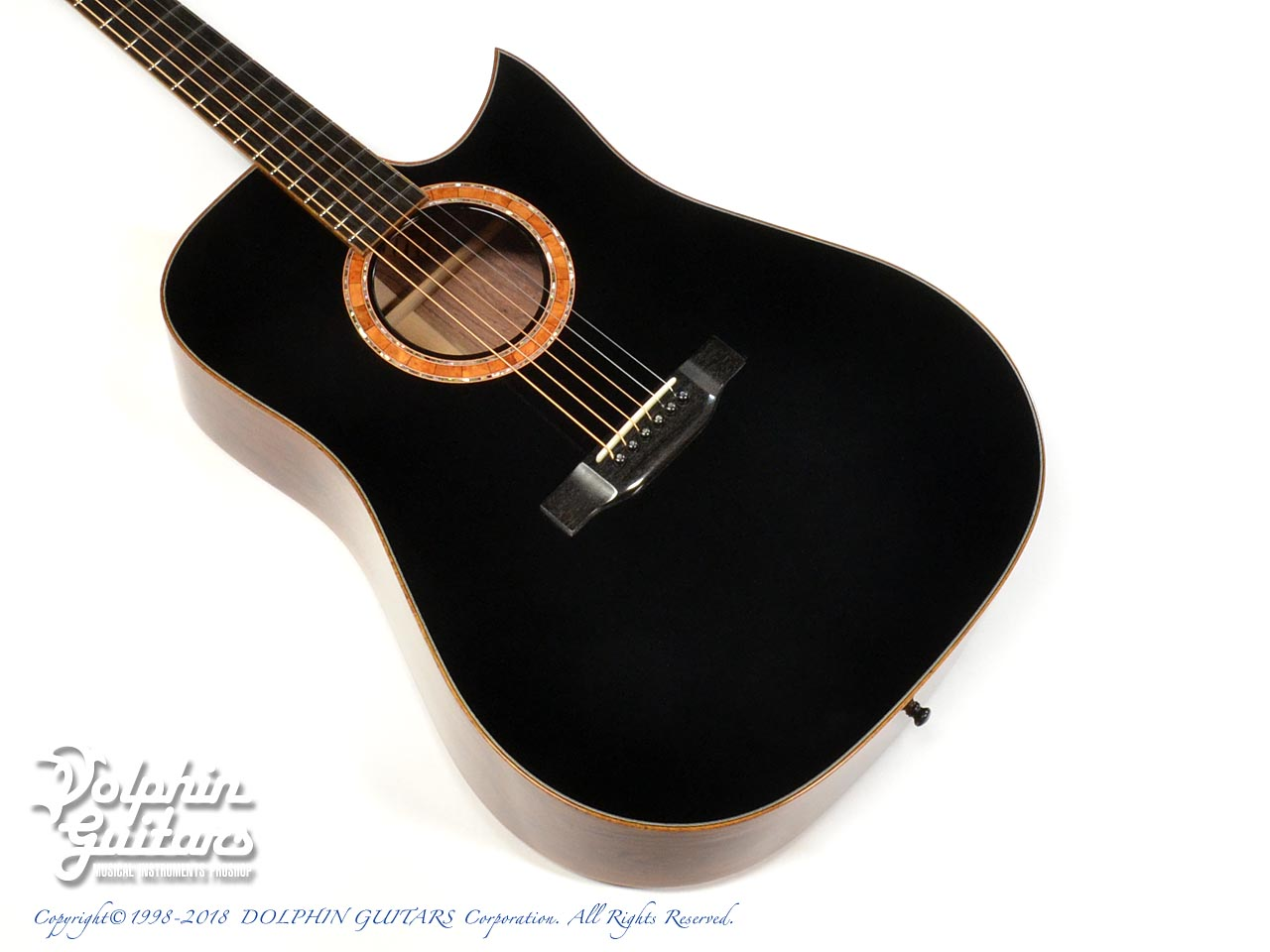 SWITCH:SCD-3C Custom (Honduras Rosewood)