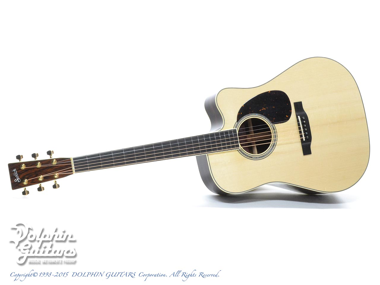 SWITCH  SCD-3C A-Caa Limited (Adirondack Spruce & Cocobolo)