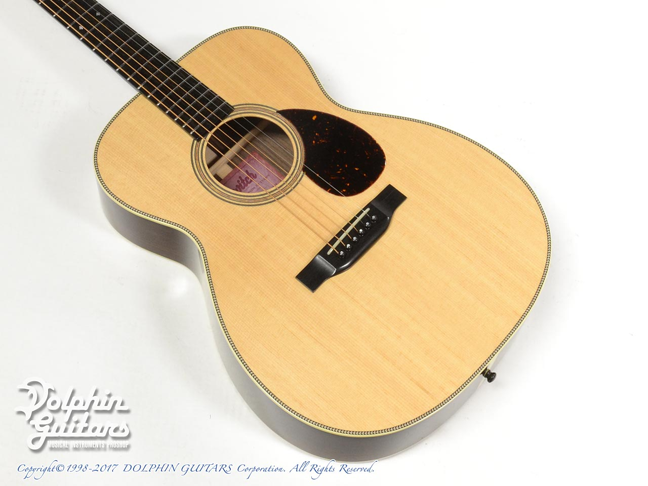 SWITCH:SCOM-2H (Sitka Spruce & Indian Rosewood)