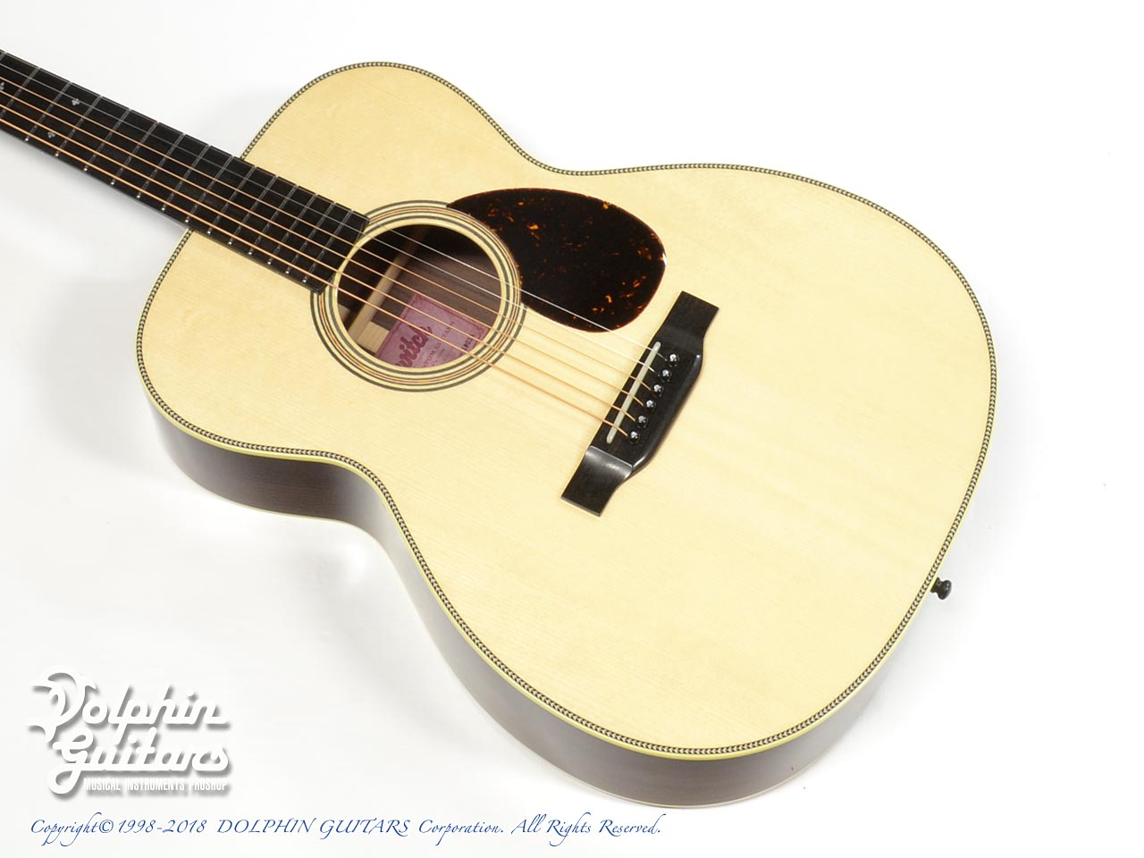SWITCH:SCOM-2H A (Adirondack Spruce & Indian Rosewood)