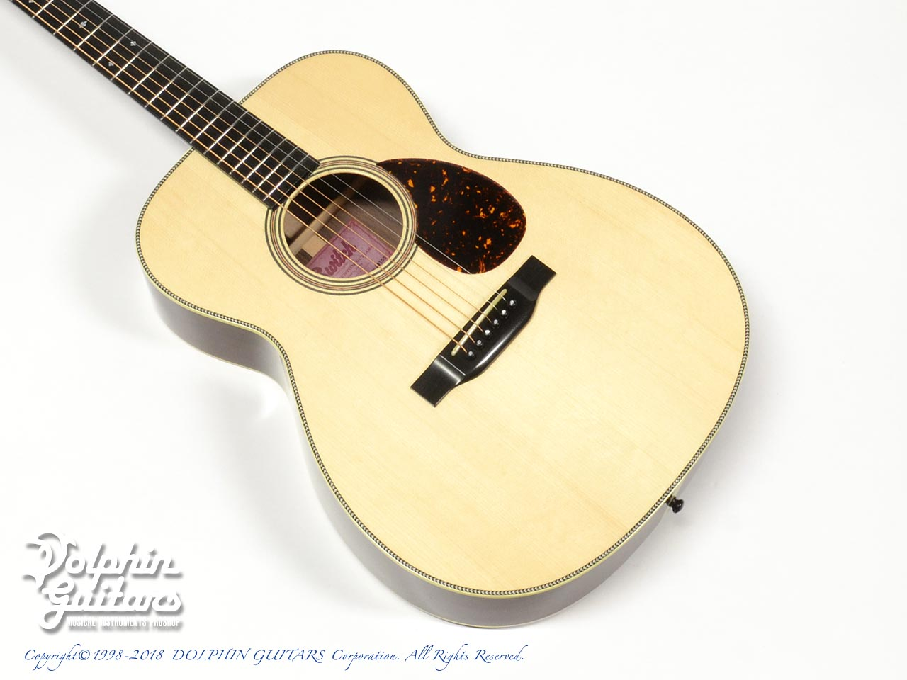 SWITCH:SCOM-2H A-MR (Adirondack Spruce & Madagascar Rosewood)