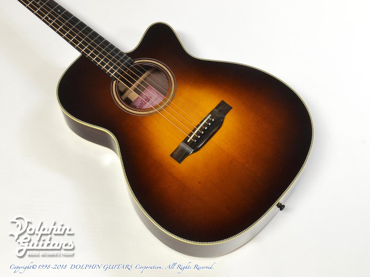 SWITCH:SCOM-2HC (Sitka Spruce & Indian Rosewood) (VSB)
