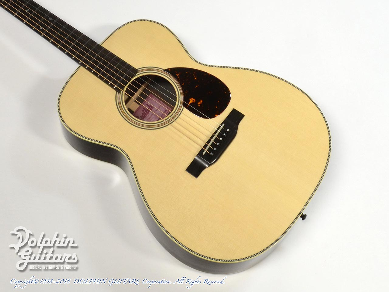 SWITCH:SCOM-2H G-Baaa (German Spruce & Brazilian Rosewood)