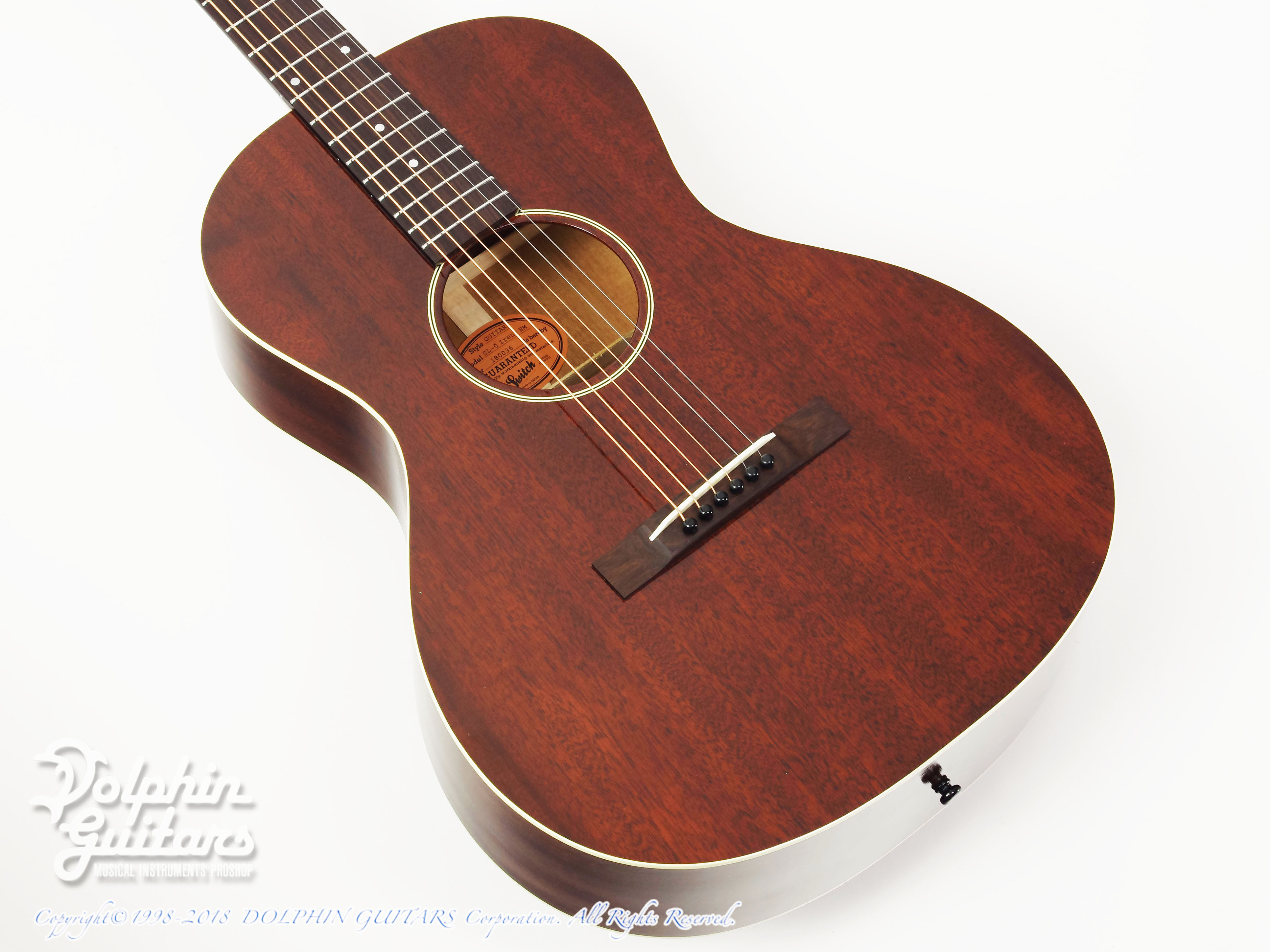 SWITCH:SL-0 Irene HM (All Honduran Mahogany)