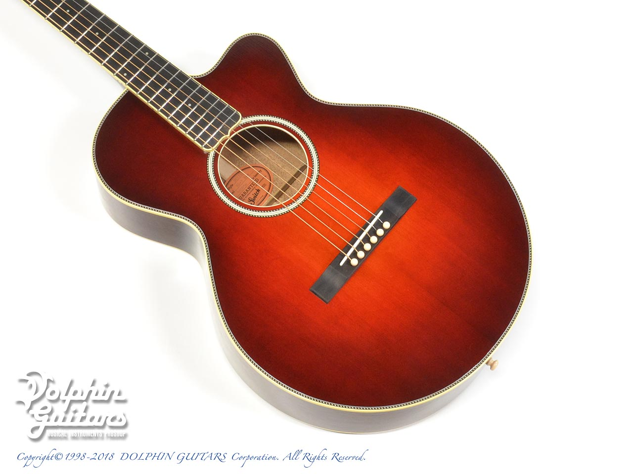 SWITCH:SL-1 Bee (Adirondack Spruce) (Antique Red)