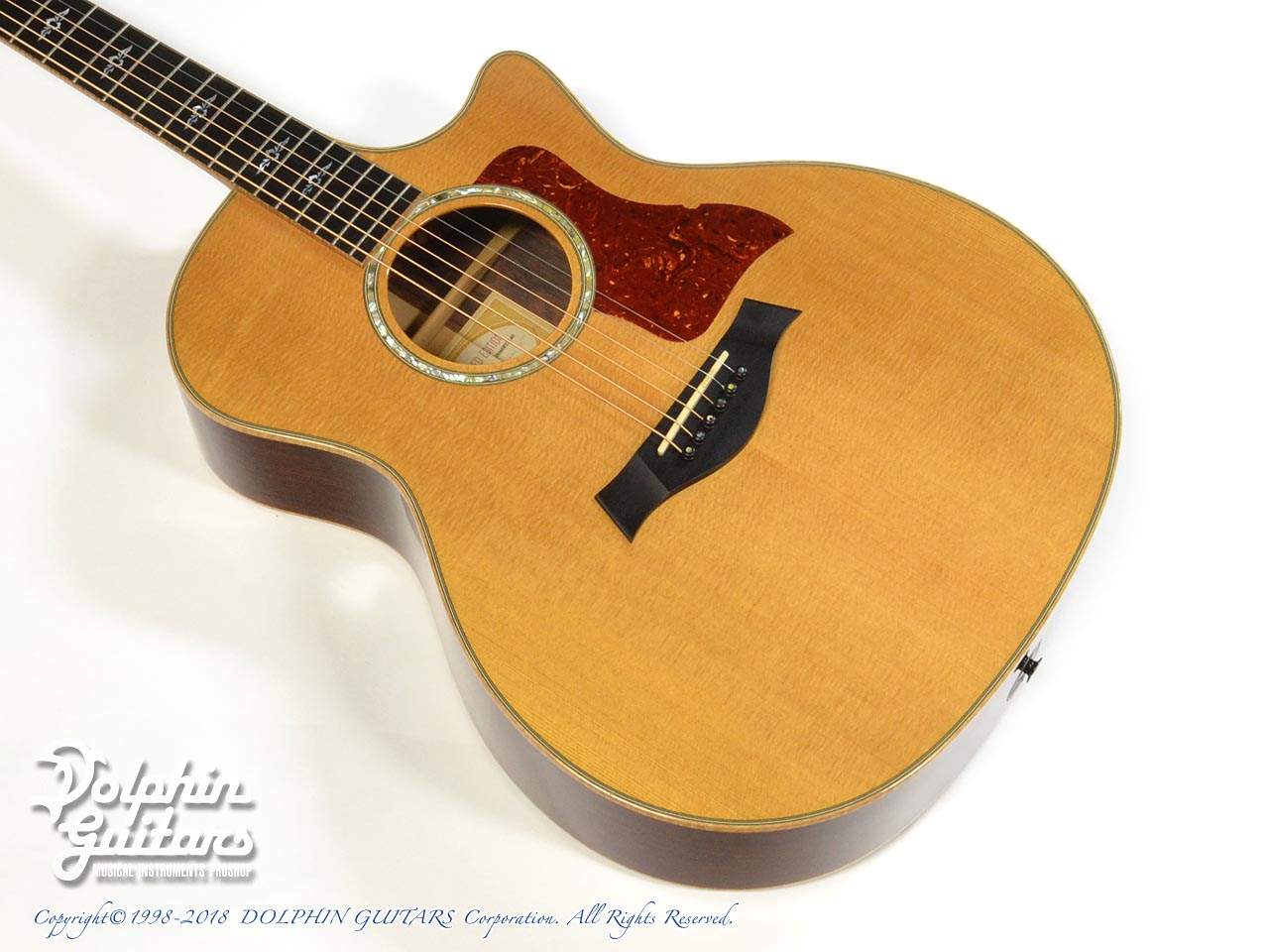 TAYLOR:814ce Fall Limited (Madagascar Rosewood)