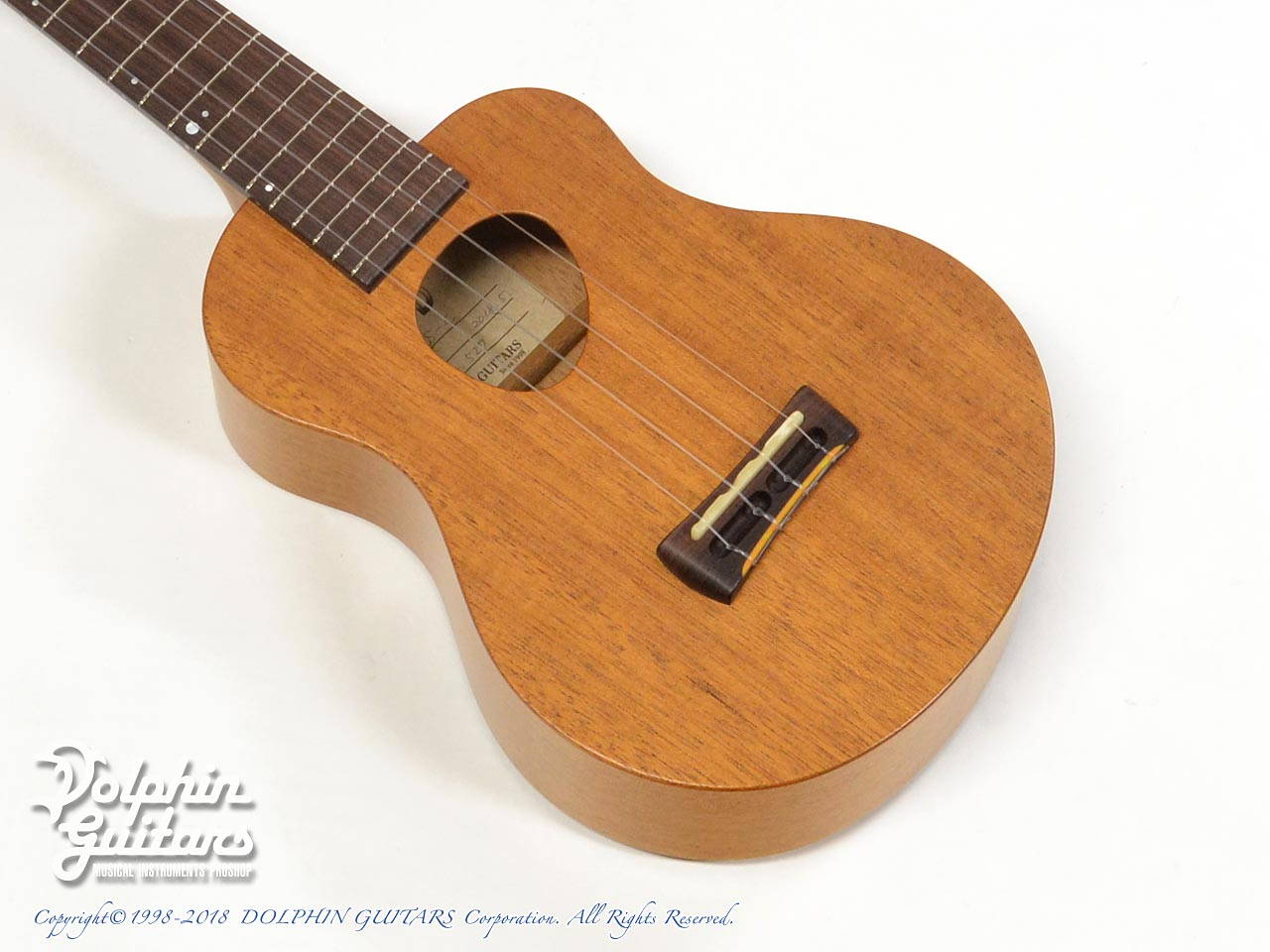 TODA GUITARS:FS-C