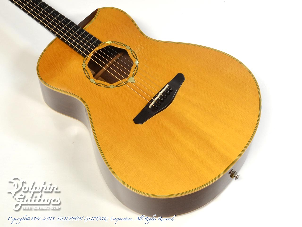 TRUTH:TM-004 (Adirondack Spruce & Amazon Rosewood)