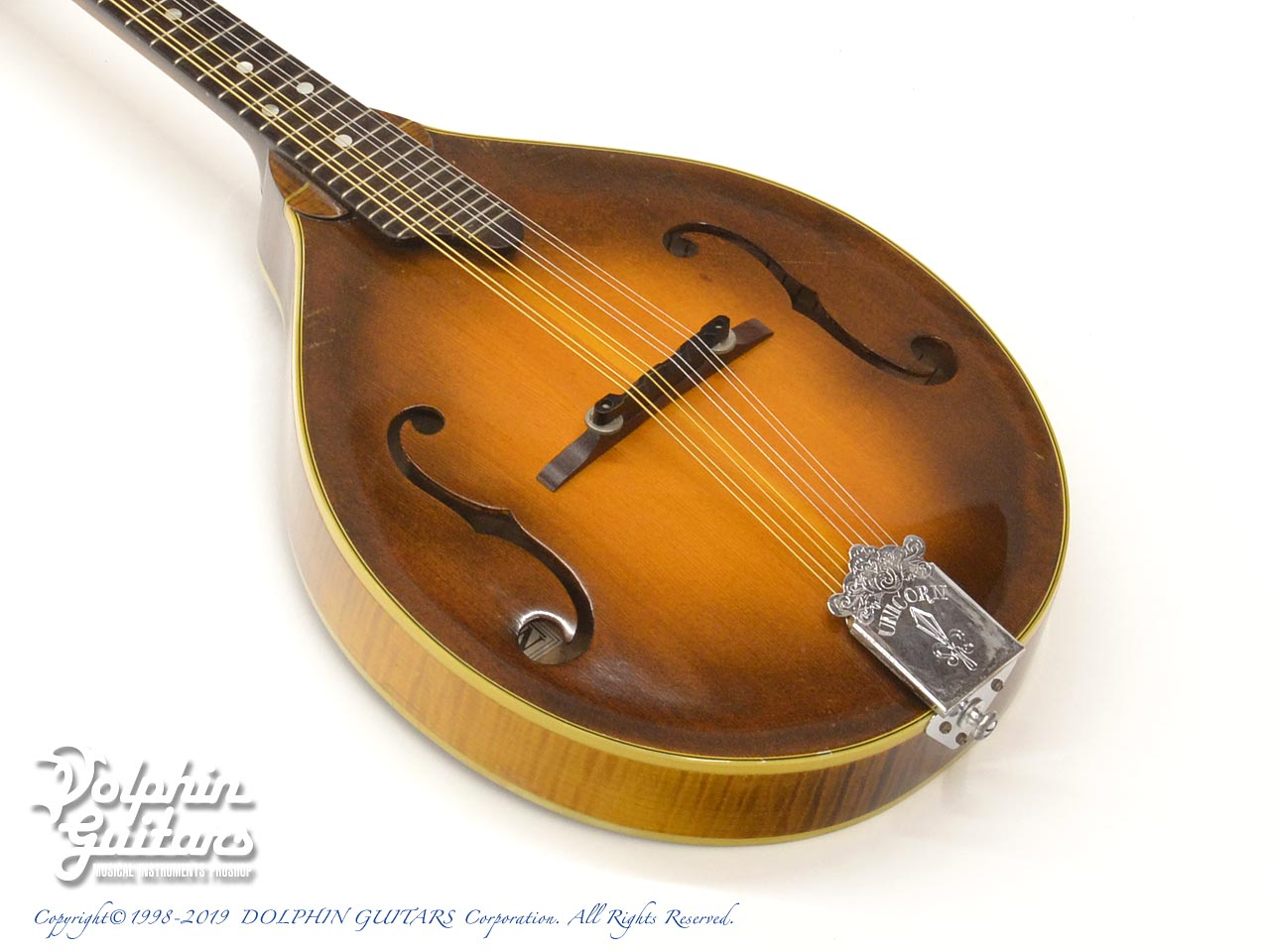 UNICORN MANDOLINS:A-Type