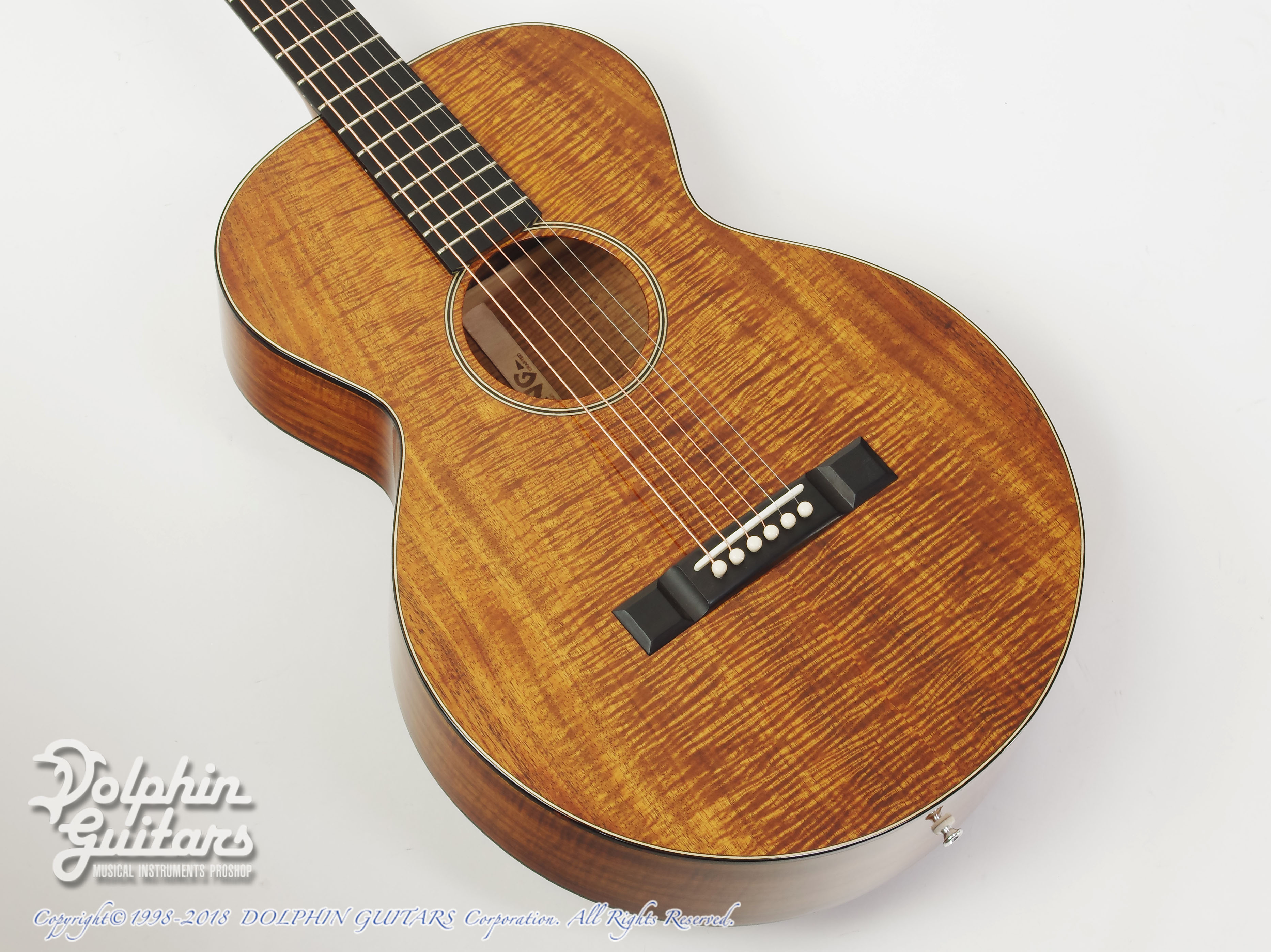 VG:VG-SK Koa Ltd.(All Hawaiian Koawood)