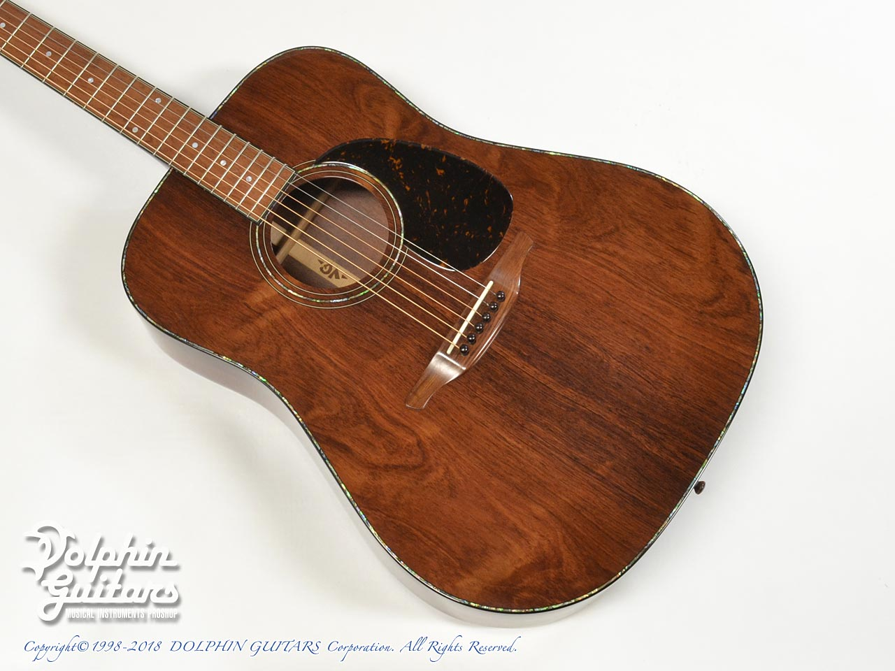 VG:VG-Rose CST HR (All Honduras Rosewood)