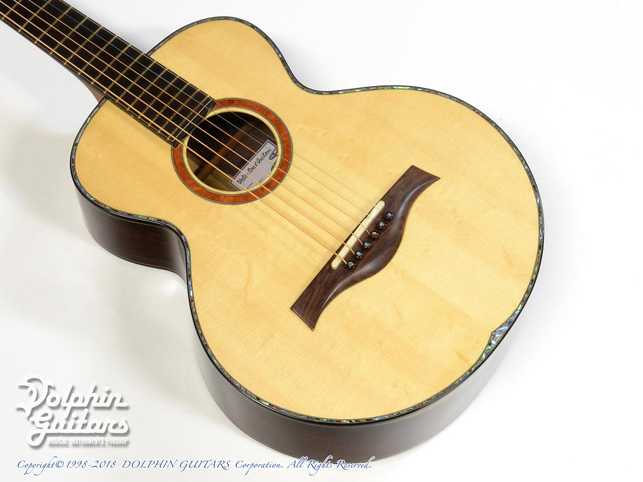 WATER ROAD GUITARS:Parva (Amazon Rosewood)