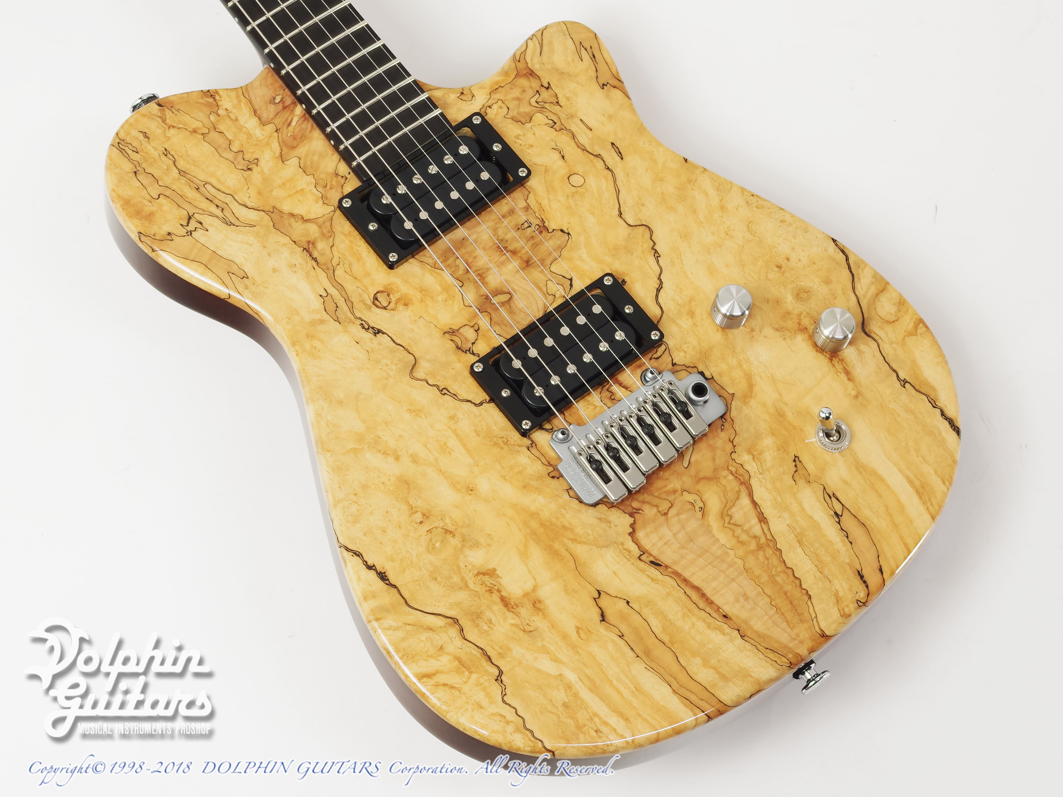 YOKOYAMA GUITARS:Leaf Electric