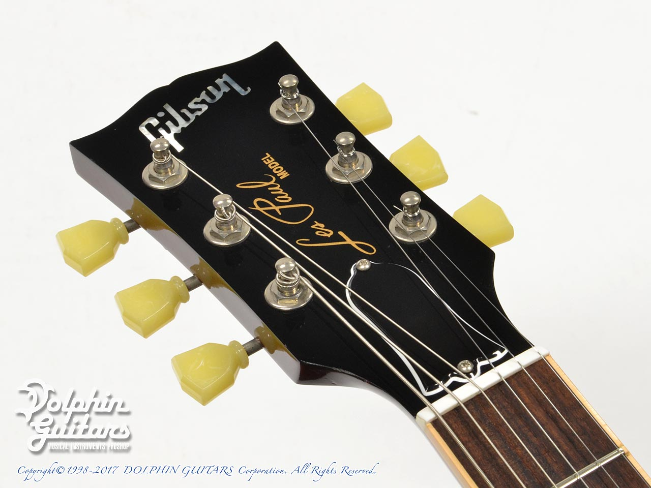 Gibson: Les Paul Traditional 2014 (WR) (6)