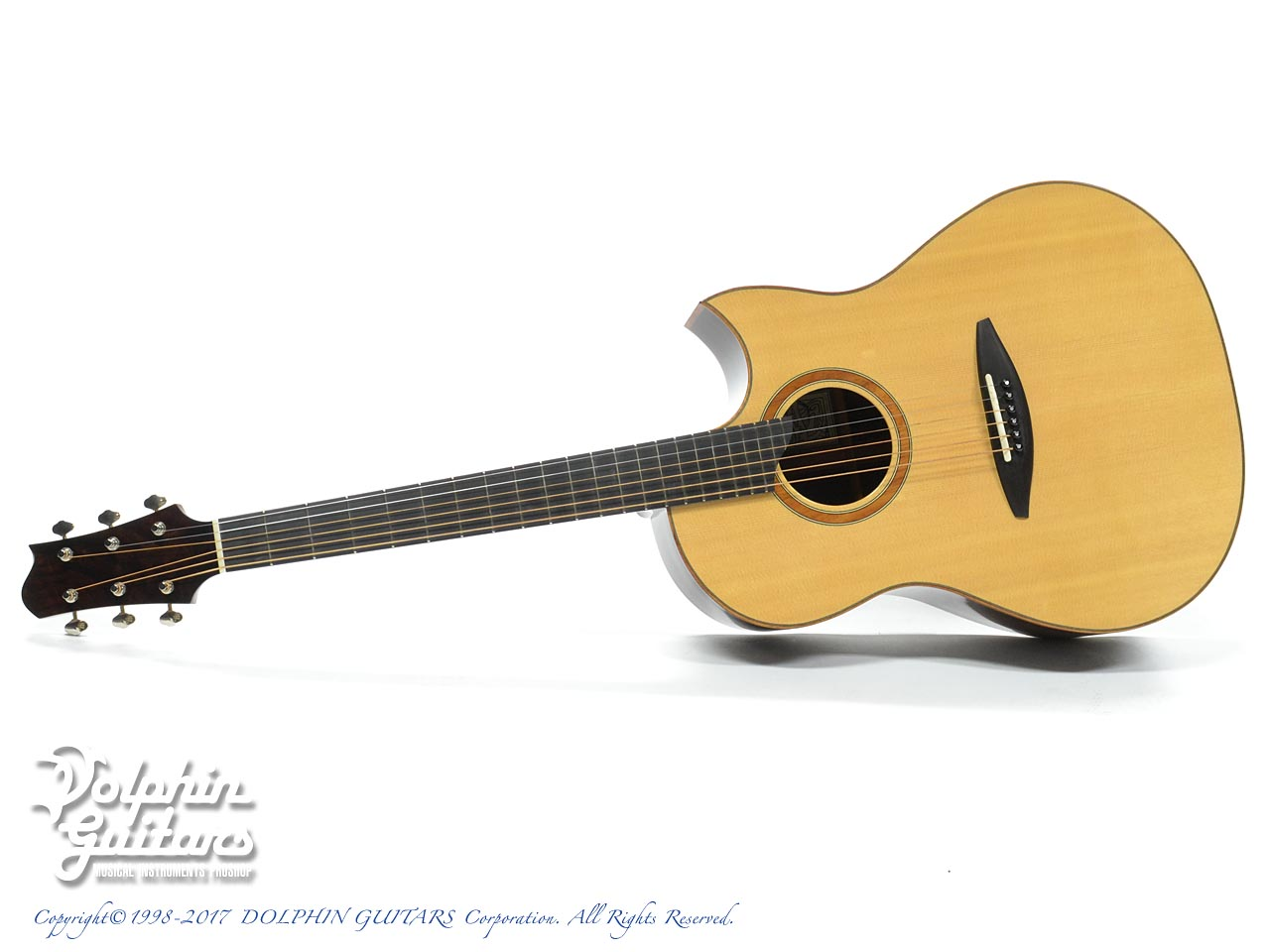FLY ROBIN (Luthier's Design Project): Grace (0)