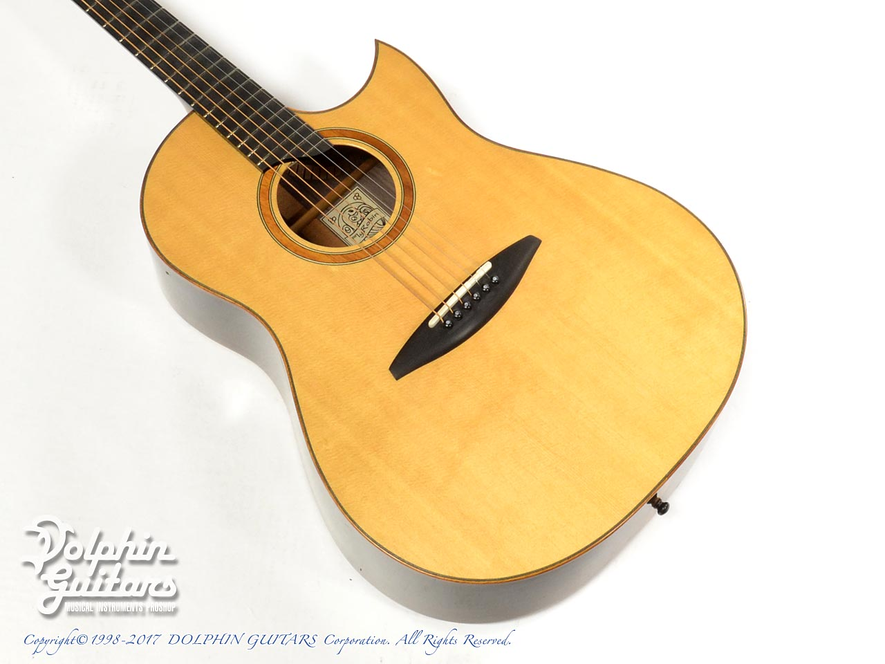 FLY ROBIN (Luthier's Design Project): Grace (1)