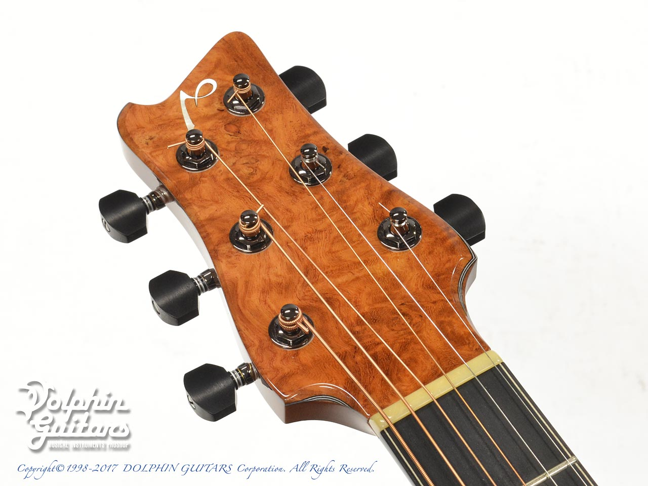 NAGASAKA GUITARS <Leaf Instruments>: 椿 Tsubaki (6)