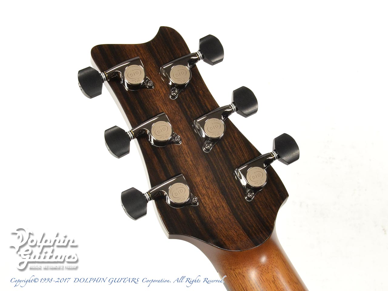 NAGASAKA GUITARS <Leaf Instruments>: 椿 Tsubaki (7)