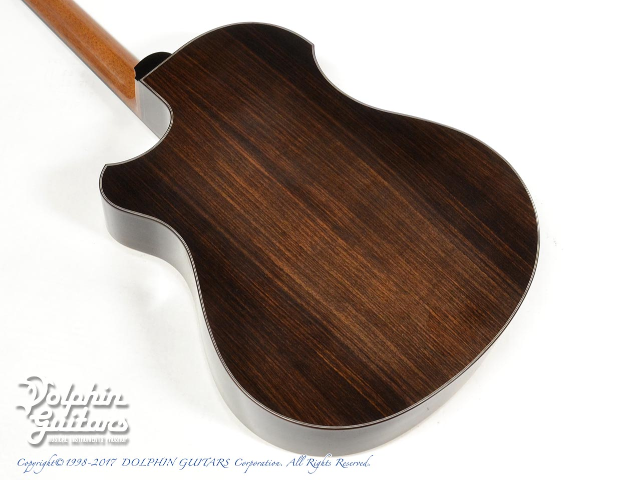 NAGASAKA GUITARS <Leaf Instruments>: 椿 Tsubaki (3)