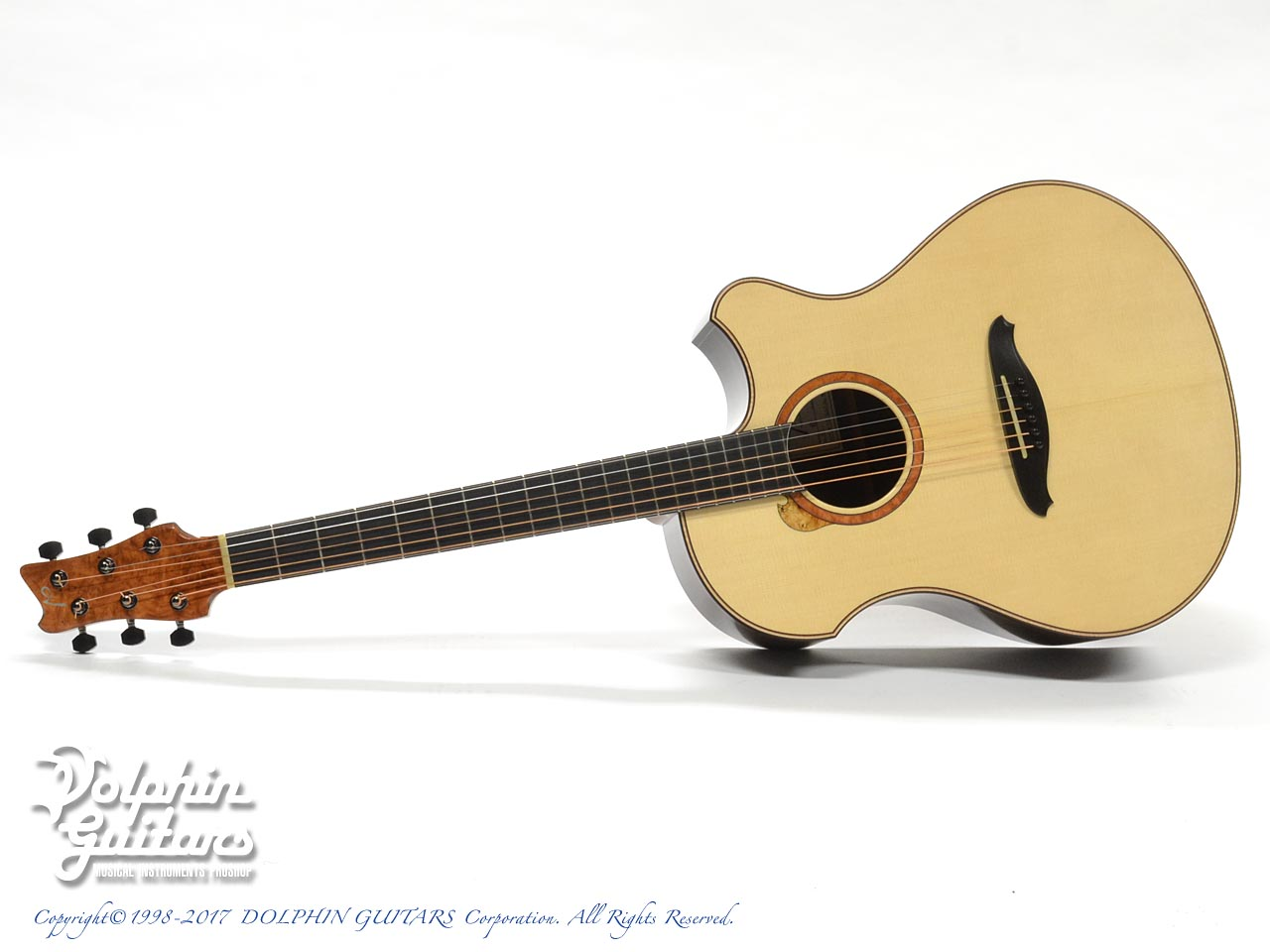 NAGASAKA GUITARS <Leaf Instruments>: 椿 Tsubaki (0)