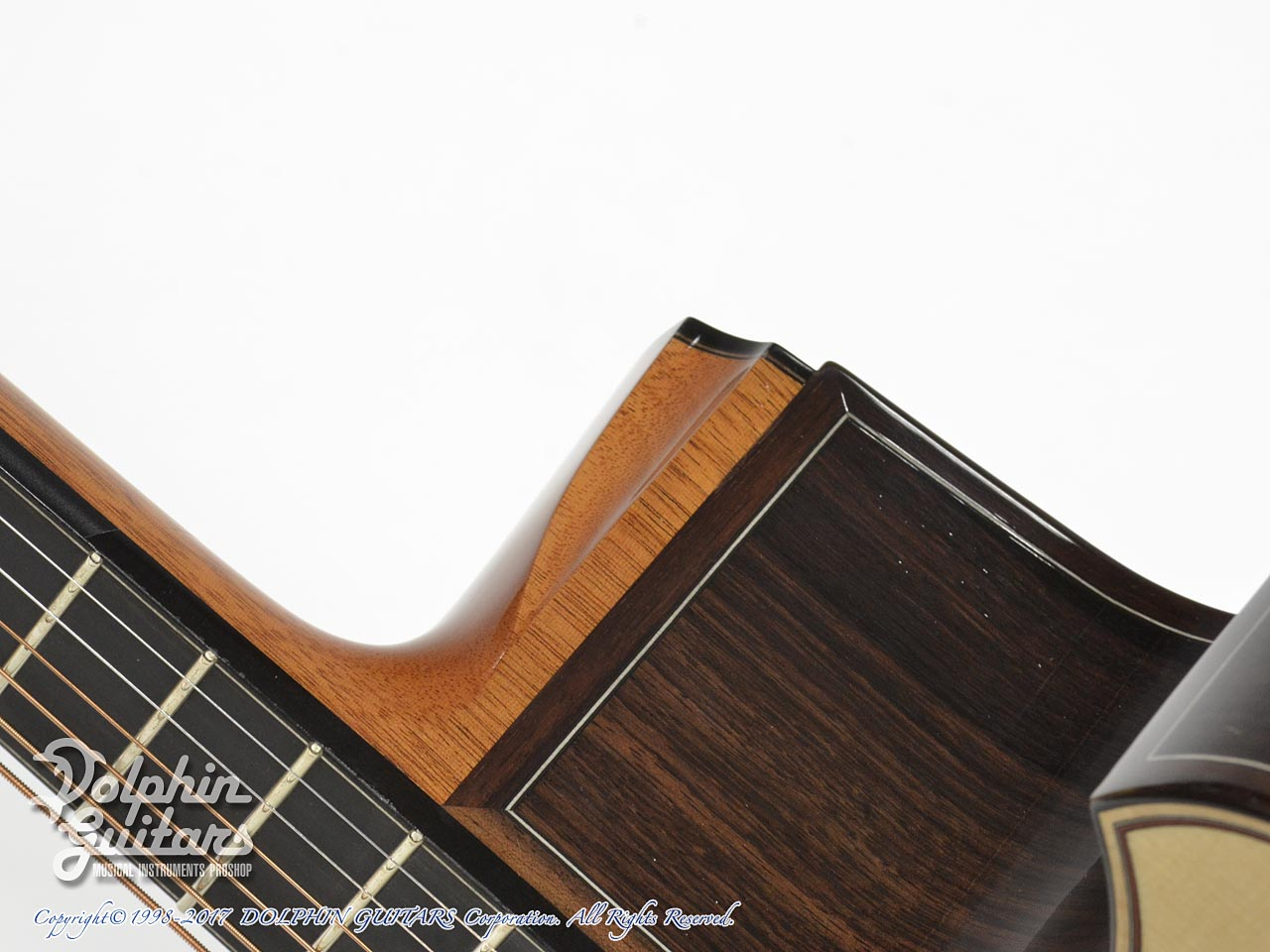 NAGASAKA GUITARS <Leaf Instruments>: 椿 Tsubaki (10)