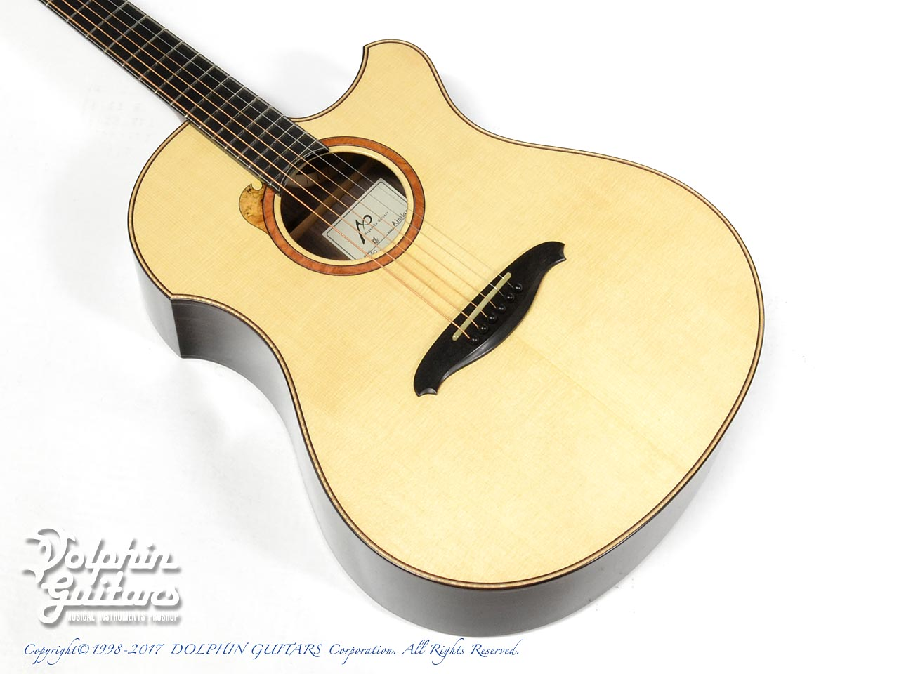 NAGASAKA GUITARS <Leaf Instruments>: 椿 Tsubaki (1)