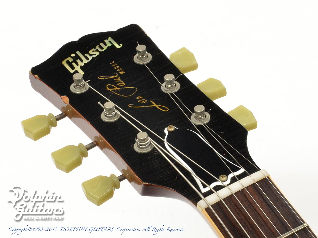 "Gibson: Gibson Collectors Choice #2 1959 Les Paul Standard ""Goldie"" (7)"