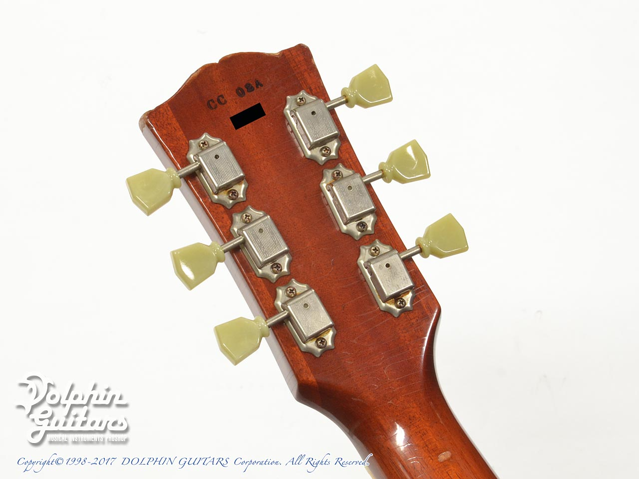"Gibson: Gibson Collectors Choice #2 1959 Les Paul Standard ""Goldie"" (8)"