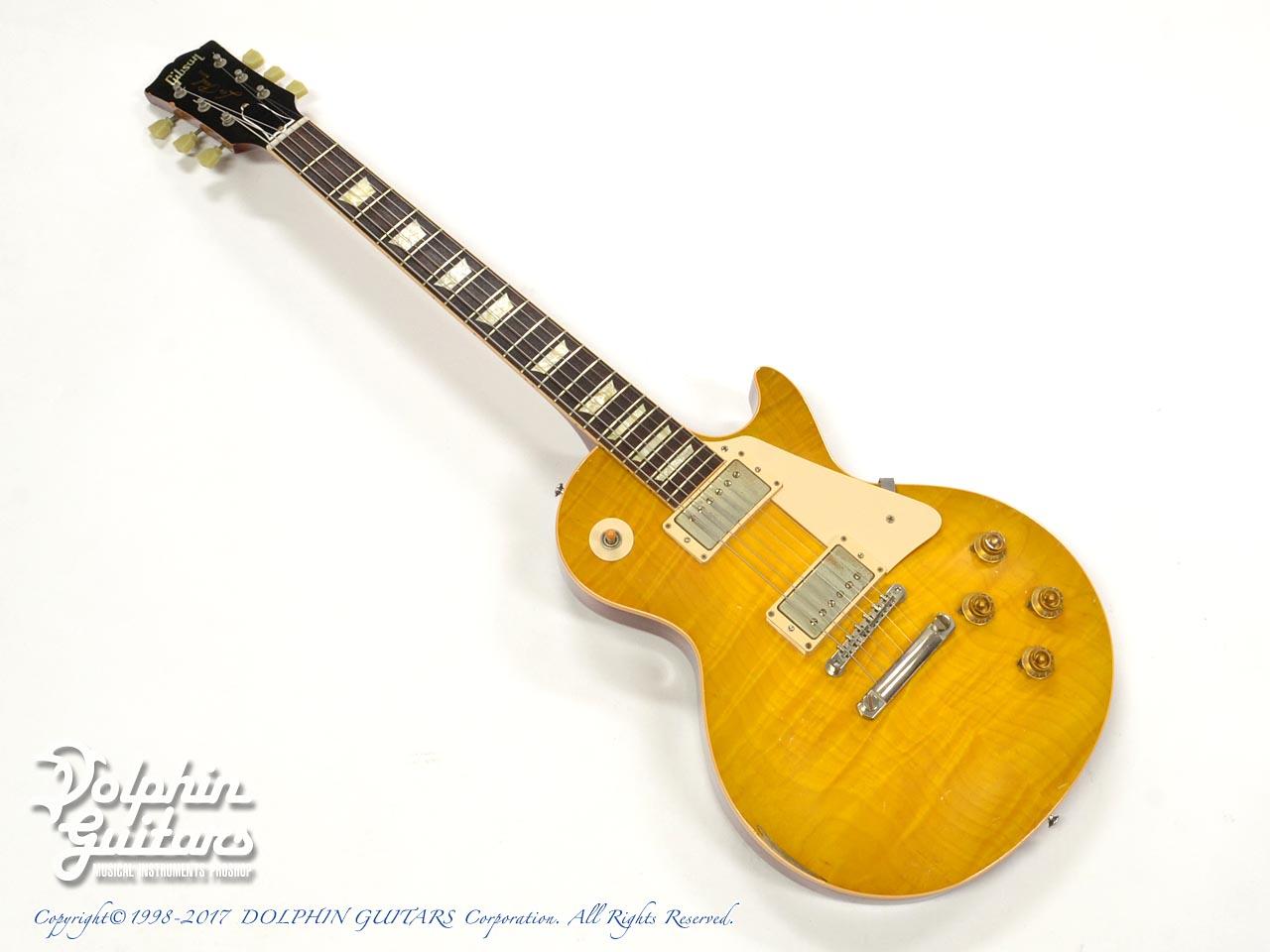 "Gibson: Gibson Collectors Choice #2 1959 Les Paul Standard ""Goldie"" (0)"