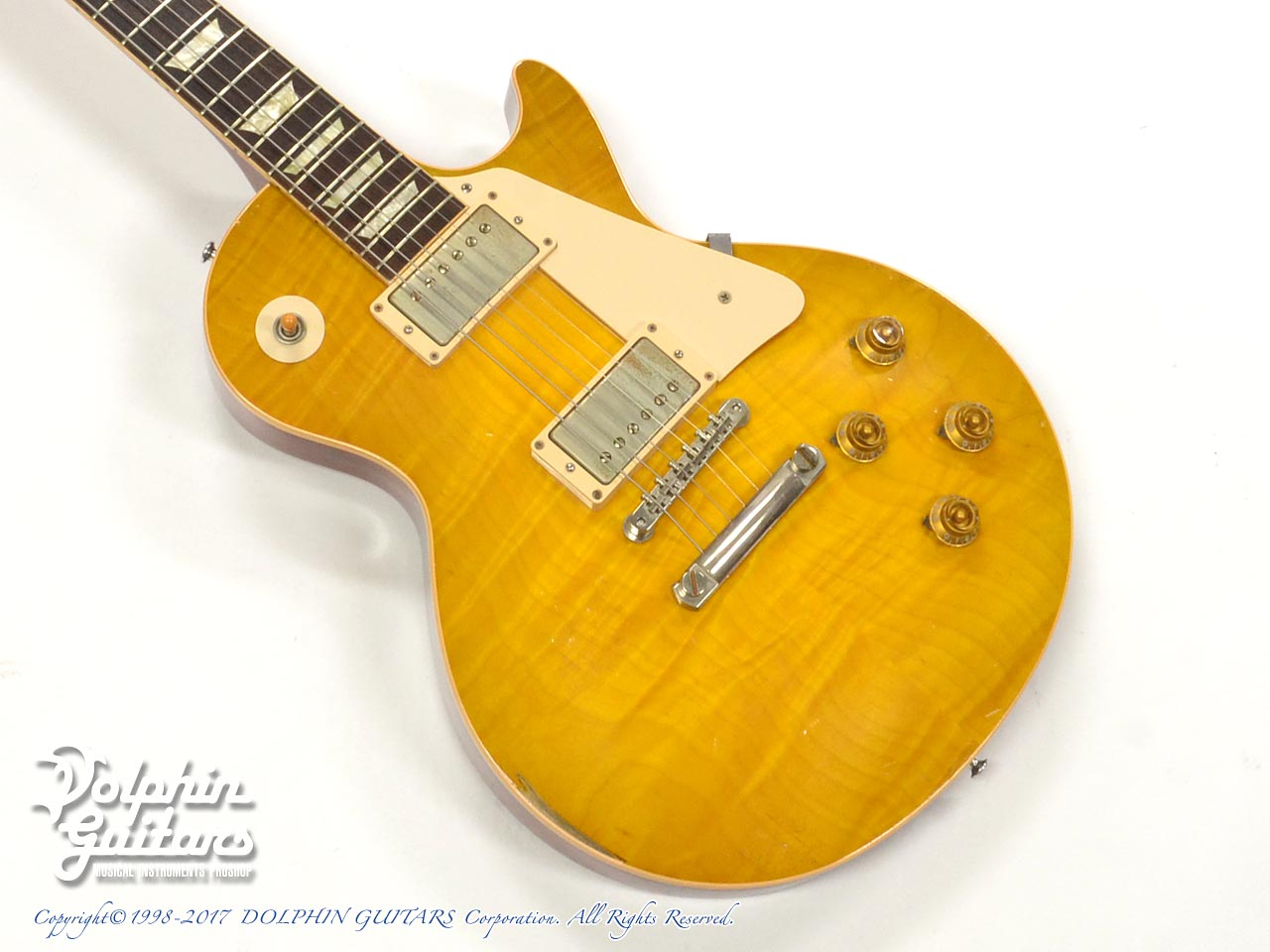 "Gibson: Gibson Collectors Choice #2 1959 Les Paul Standard ""Goldie"" (1)"