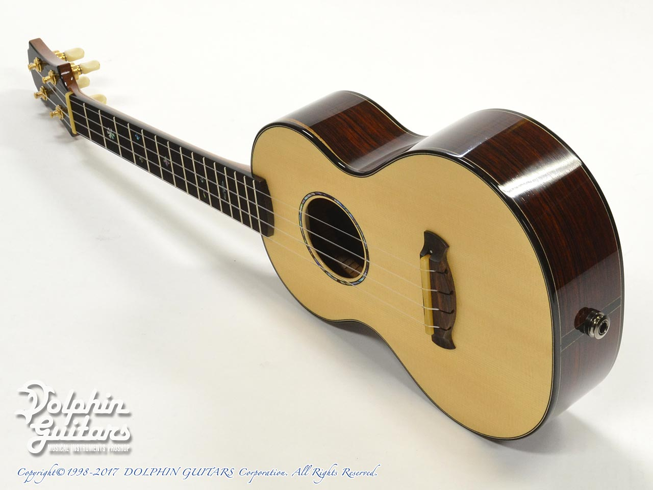 NOB ACOUSTIC GUITAR: Concert Custom  (9)