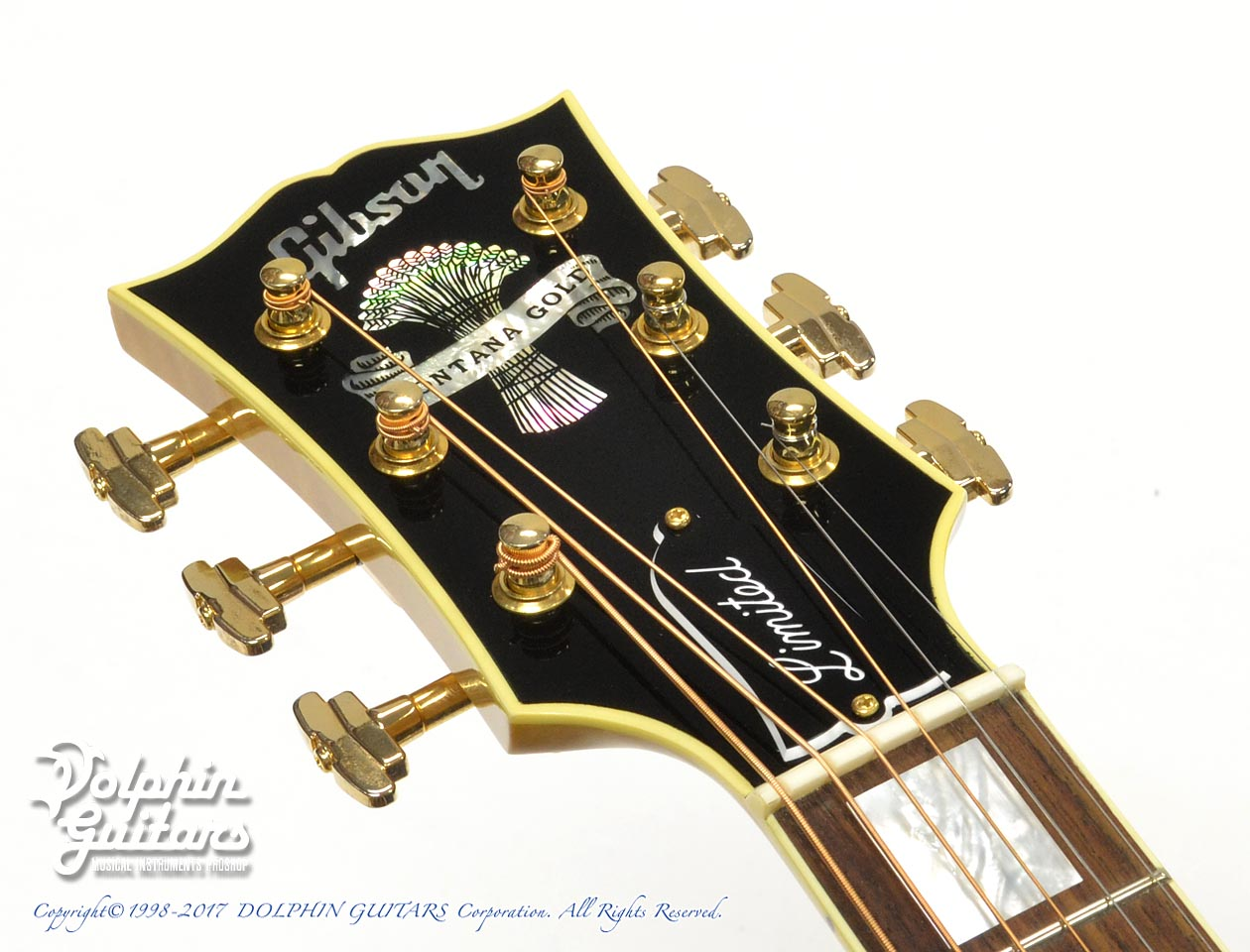 Gibson: Montana Gold Mystic (6)