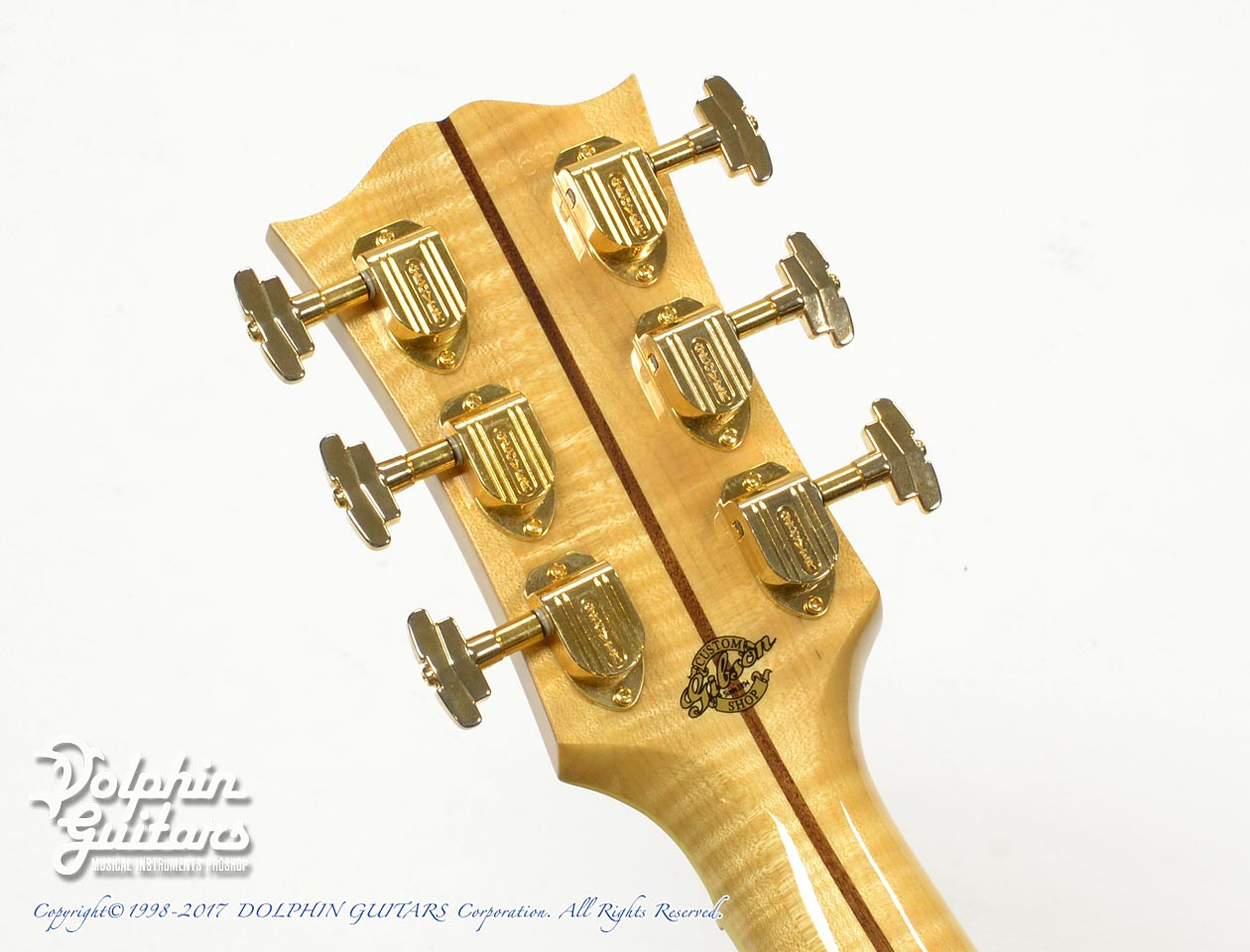 Gibson: Montana Gold Mystic (7)
