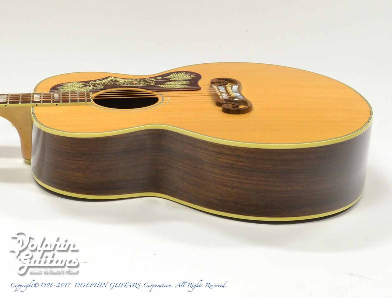 Gibson: Montana Gold Mystic (2)
