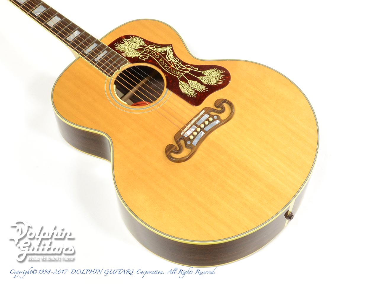 Gibson: Montana Gold Mystic (1)