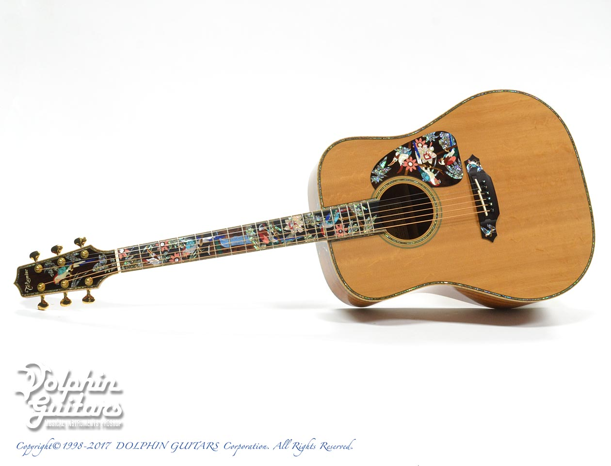 TAKAMINE: SAD-Birds Deluxe (Hawaiian Koawood) (0)