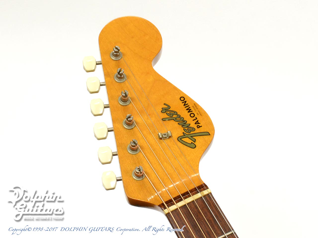 FENDER USA: PALOMINO (7)