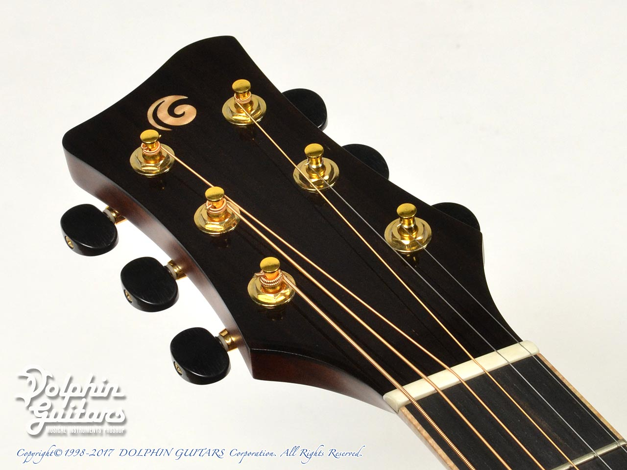 GOMANS: F-S18FC (Fan fret) (6)