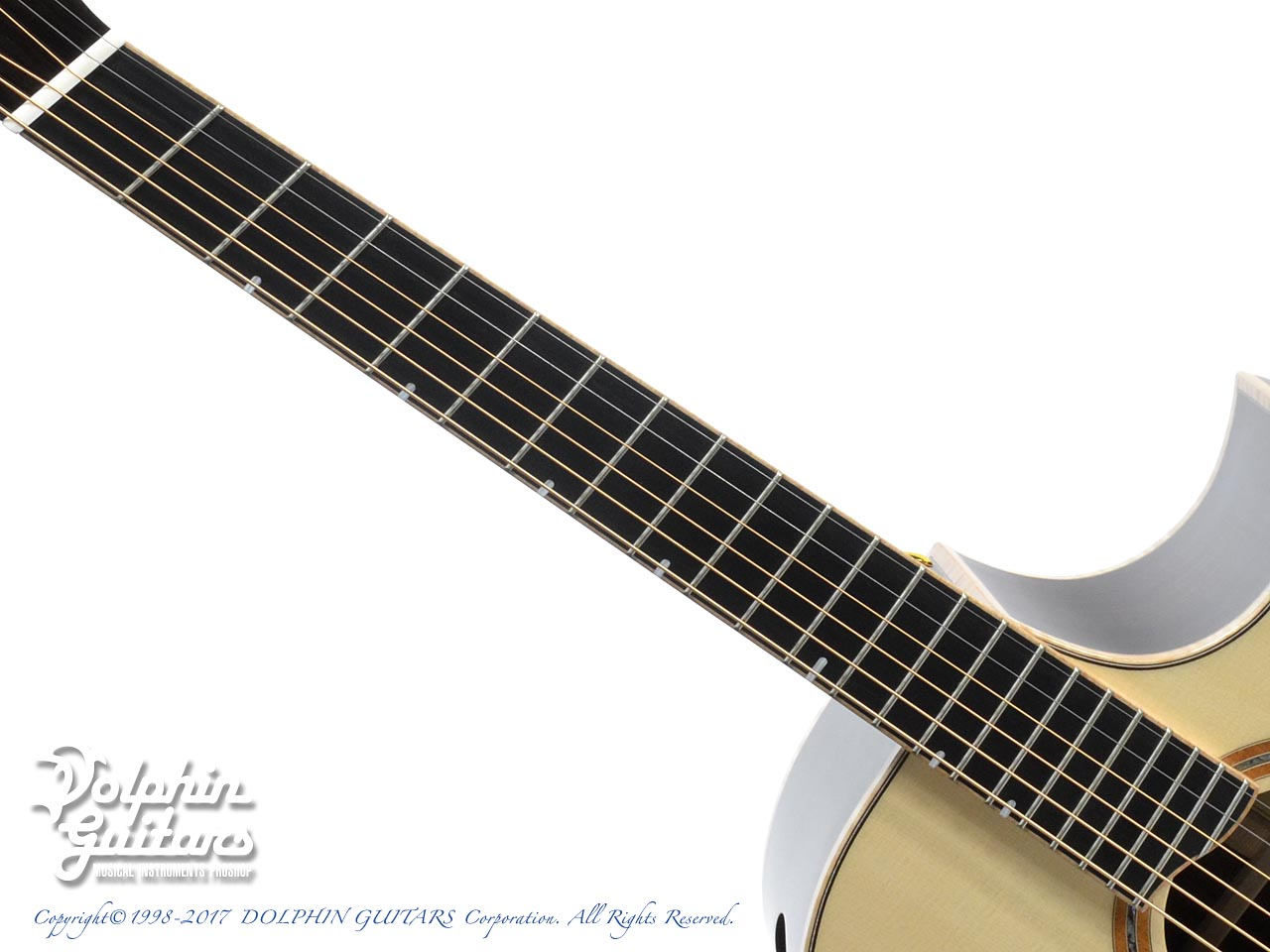 GOMANS: F-S18FC (Fan fret) (4)
