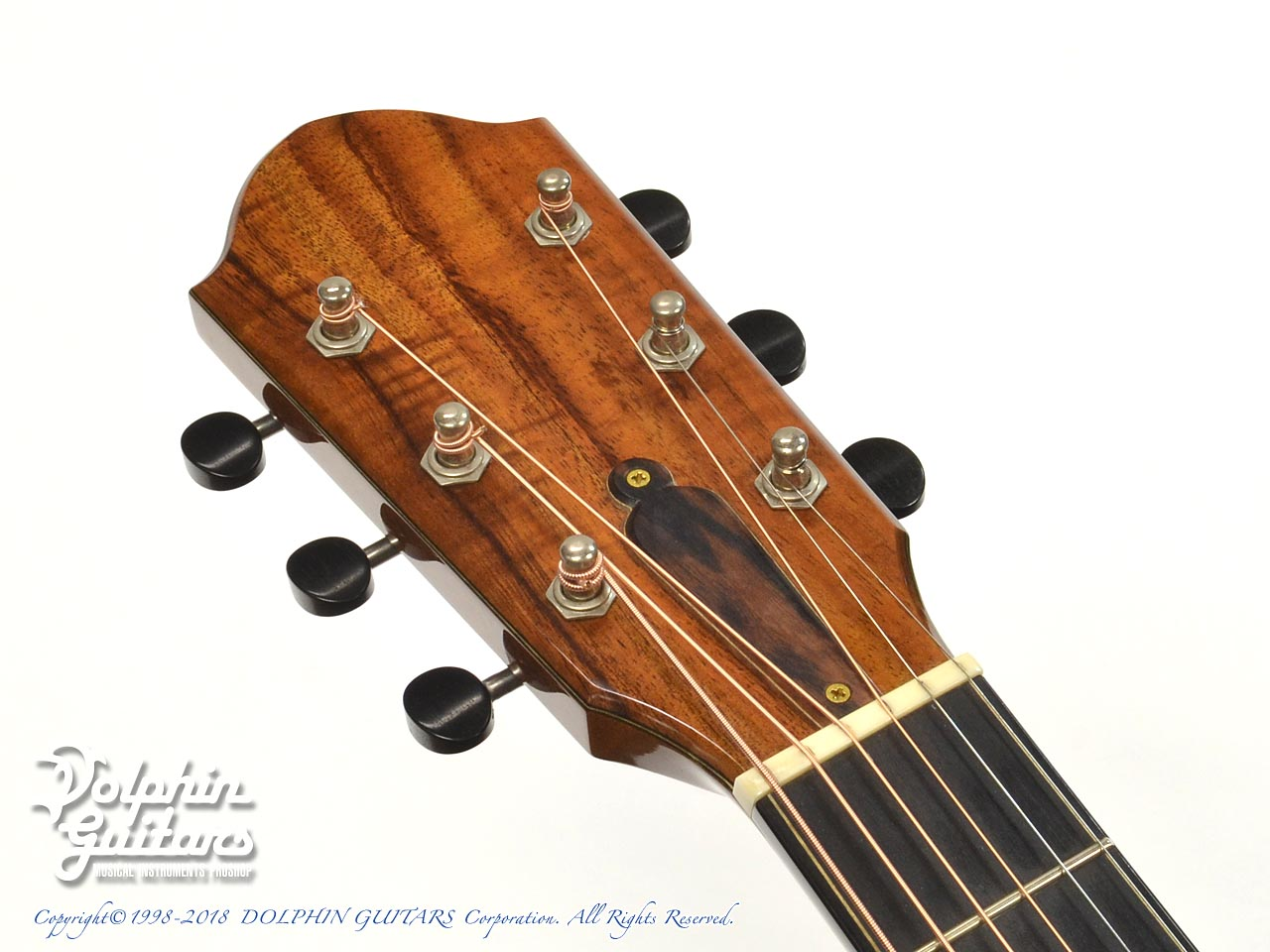 FURUYA GUITARS: Small D (Hawaiian koawood) (6)