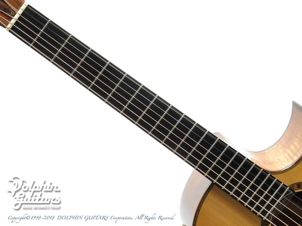 FURUYA GUITARS: Small D (Hawaiian koawood) (4)