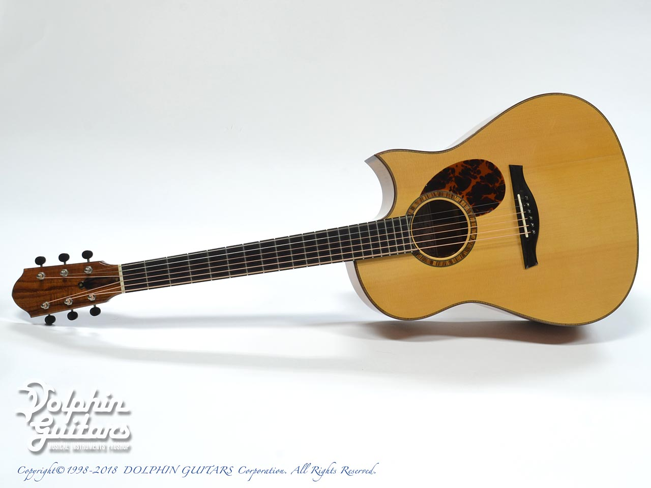 FURUYA GUITARS: Small D (Hawaiian koawood) (0)
