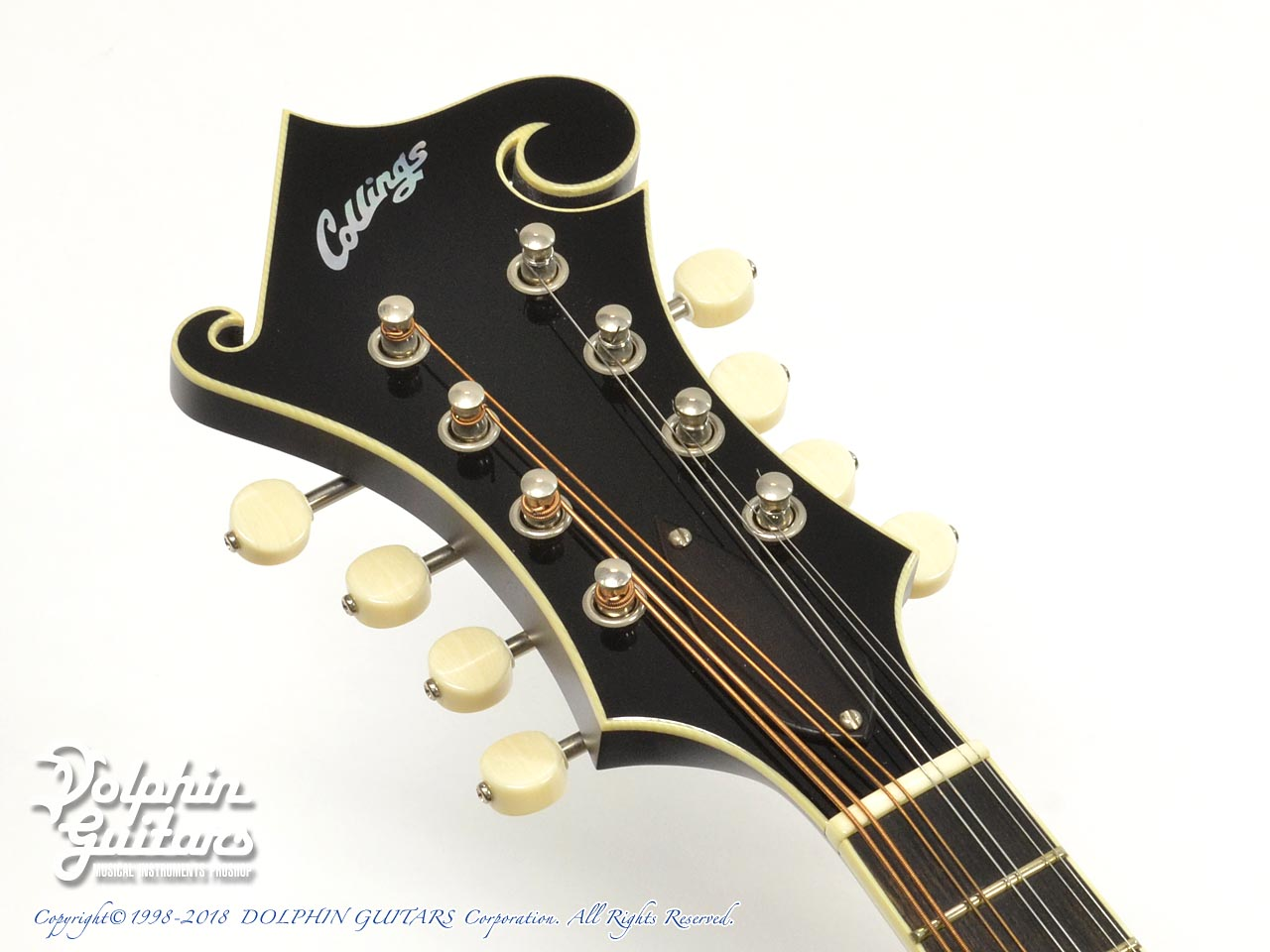 "COLLINGS: MF DX ""Merlot""Finish (7)"