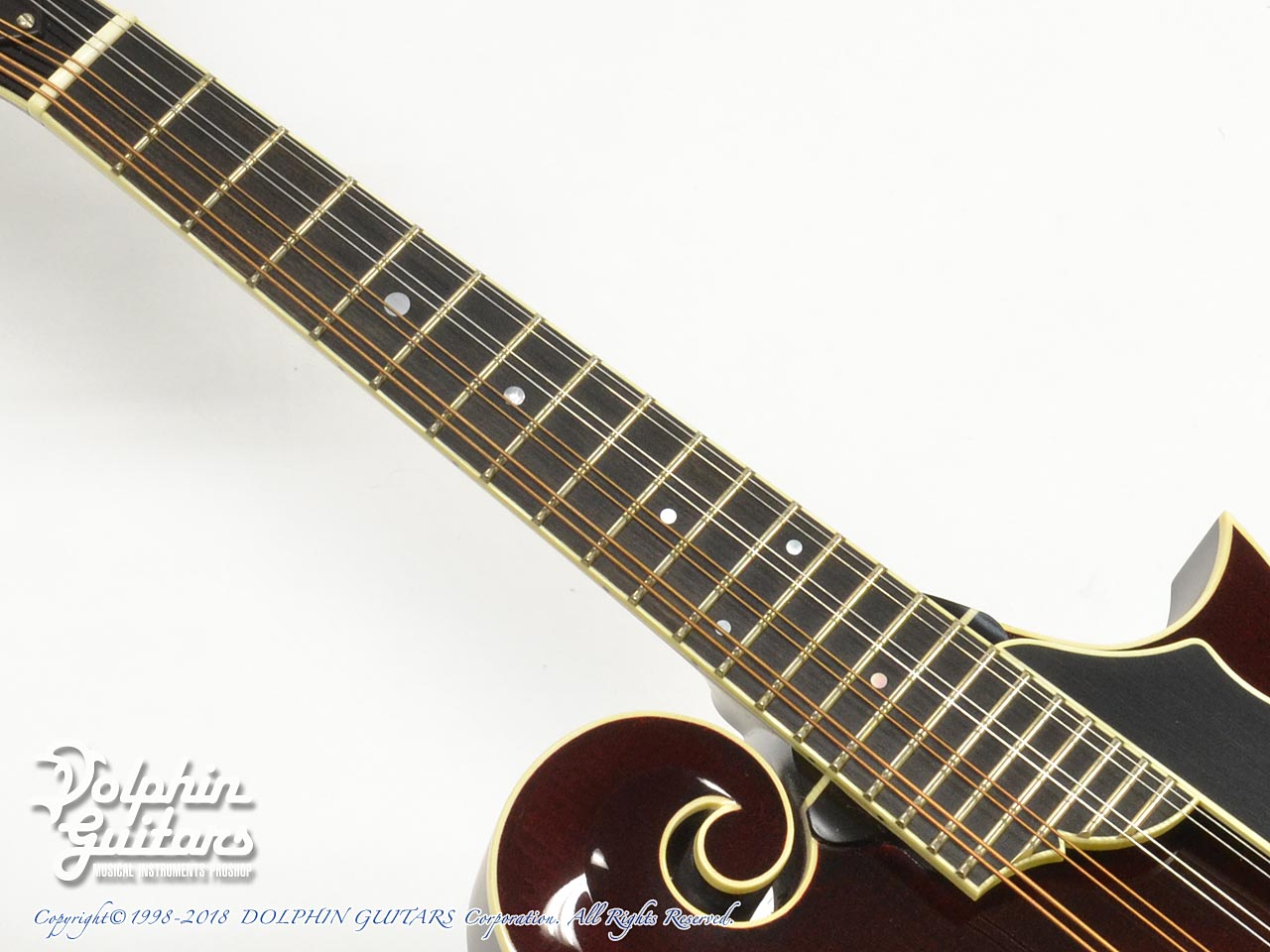 "COLLINGS: MF DX ""Merlot""Finish (5)"