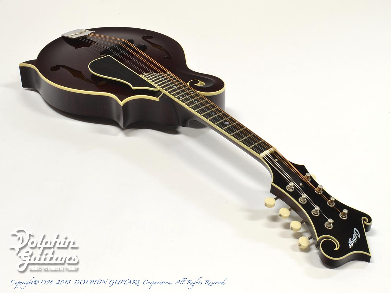 "COLLINGS: MF DX ""Merlot""Finish (9)"