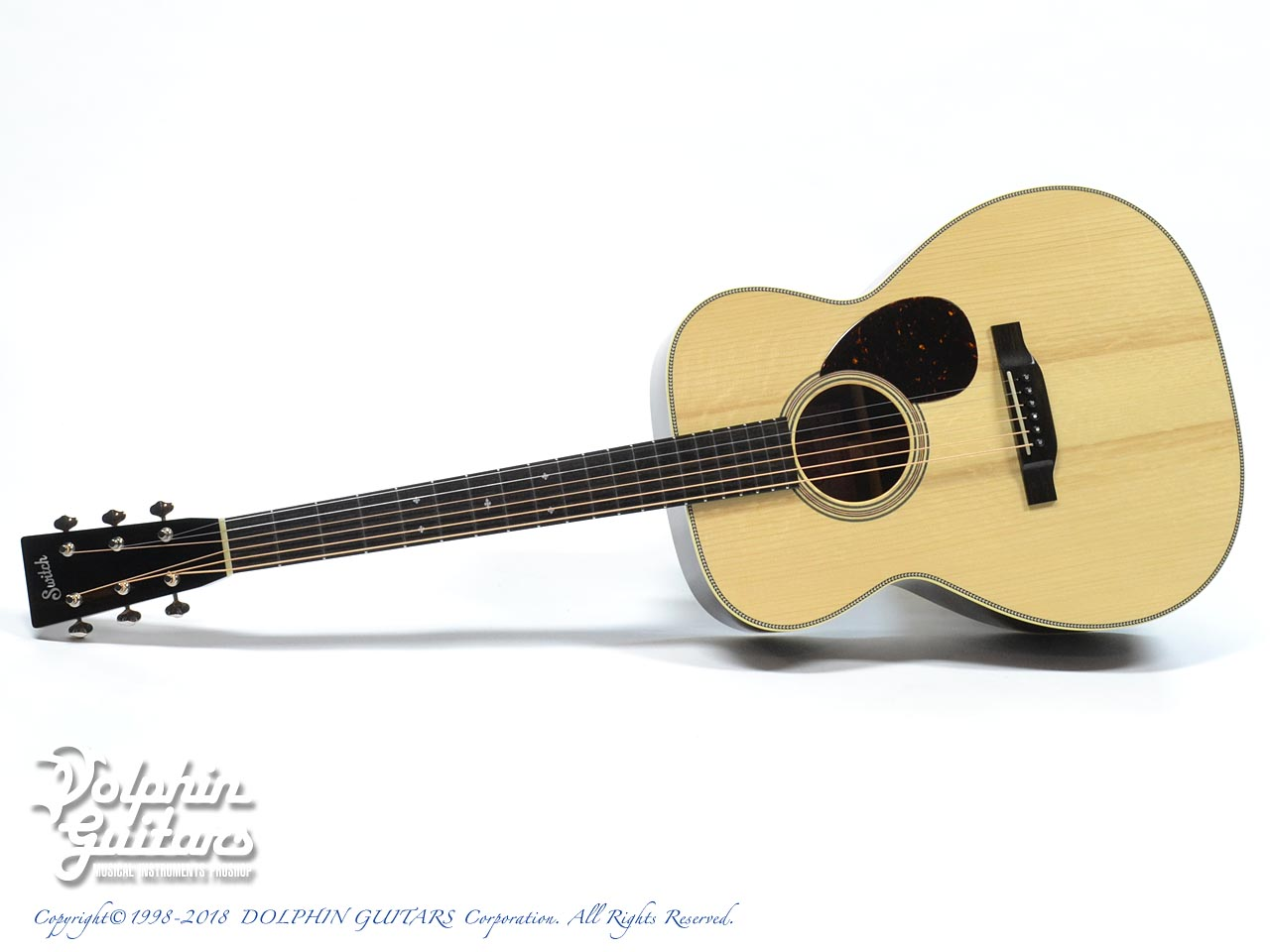SWITCH: SCOM-2H A (Adirondack Spruce & Indian Rosewood) (0)