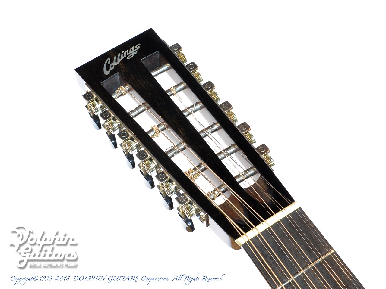 COLLINGS: 0-1 12strings (6)
