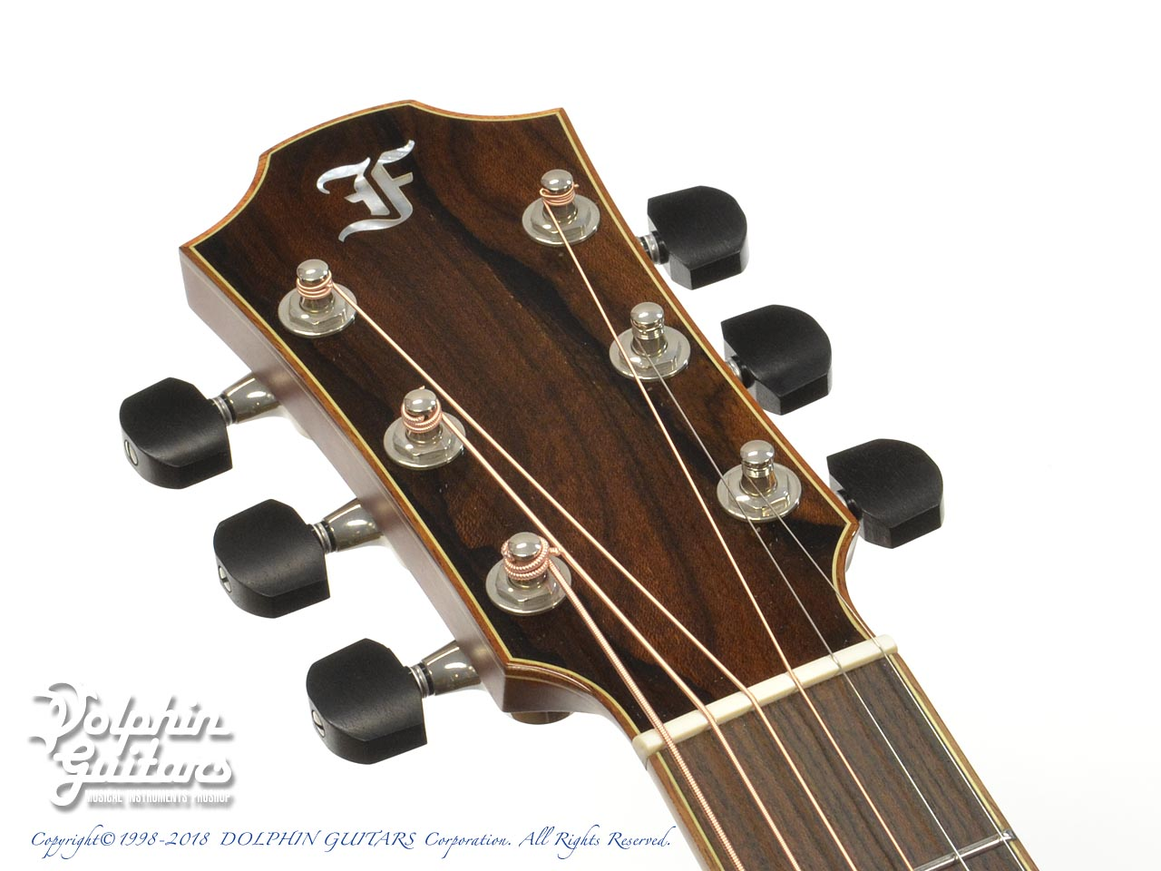 FURCH: Red Plus OMc-SR (Sitka Spruce & Indian Rosewood) (6)
