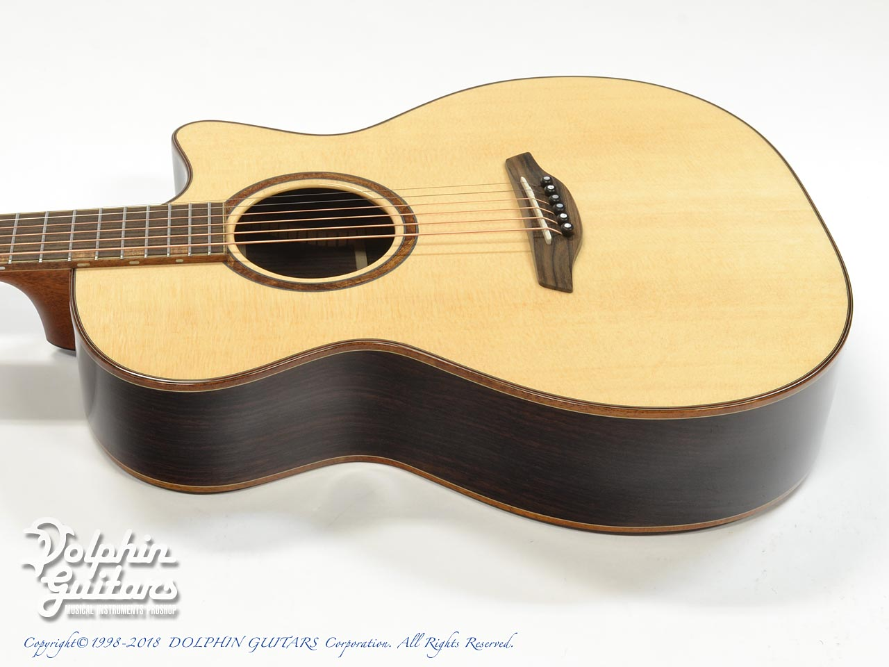 FURCH: Red Plus OMc-SR (Sitka Spruce & Indian Rosewood) (2)